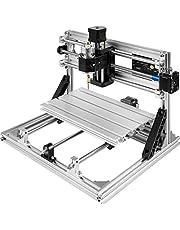 VEVOR 3018 CNC freesmachine 3-assige gravuremachine Milling Machine CNC router Kit DIY graveergereedschap met offline control (500mW)