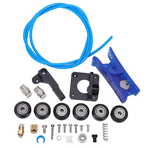 Remote Extruder Kit, Durable Strong Extruder Kit, Plastic DIY Requirements for 3D Printer Industrial Application Robotics Projects