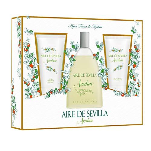 Aire de Sevilla Set de Belleza Edición Azahar - Crema Hidra