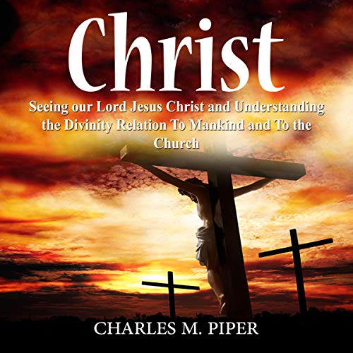 Christ cover art