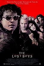 The Lost Boys Poster 27x40 Jason Patric Kiefer Sutherland Corey Haim Movie Poster Print, 27x40
