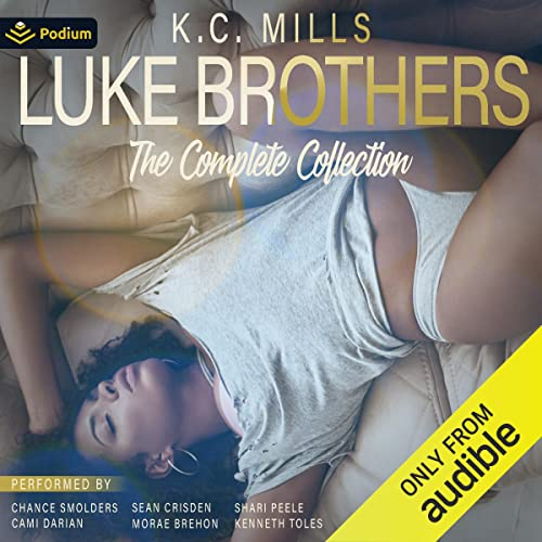 Luke Brothers: The Complete Collection: Luke Brothers, Books 1-3