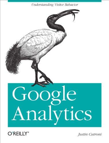 Google Analytics: Understanding Visitor Behavior (English Edition)