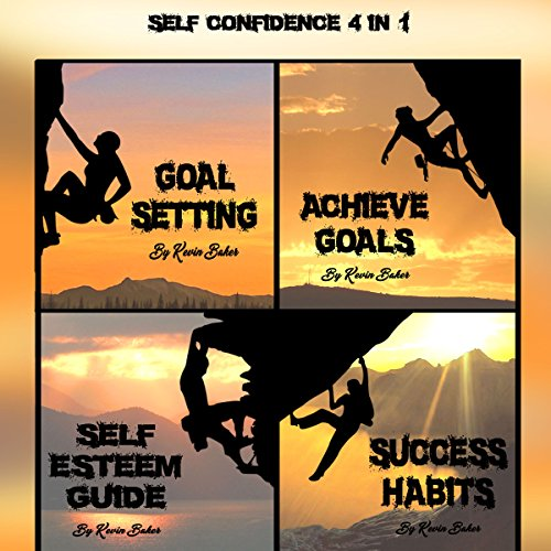 Self Discipline: 4 in 1 cover art