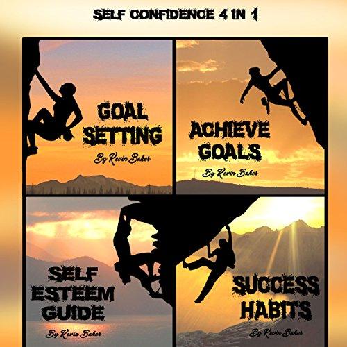 Self Discipline: 4 in 1 audiobook cover art