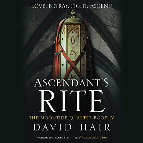 Couverture de Ascendant's Rite