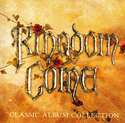 Get It on: 1988-1991 - Classic Album Collection