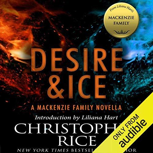 Couverture de Desire & Ice