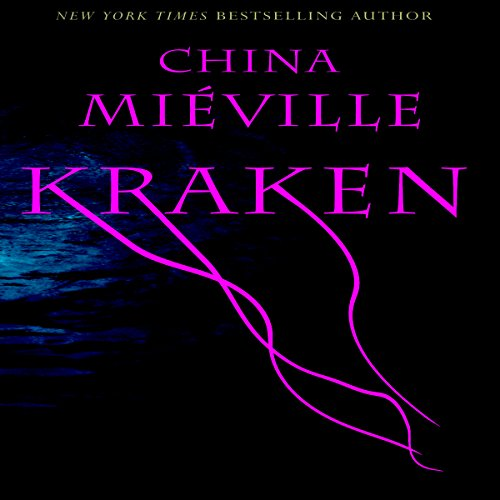 Kraken cover art