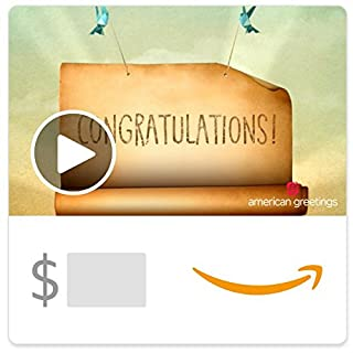Amazon eGift Card - You're Awesome (Animated) [American Greetings] (B07C6BB7GD) | Amazon price tracker / tracking, Amazon price history charts, Amazon price watches, Amazon price drop alerts