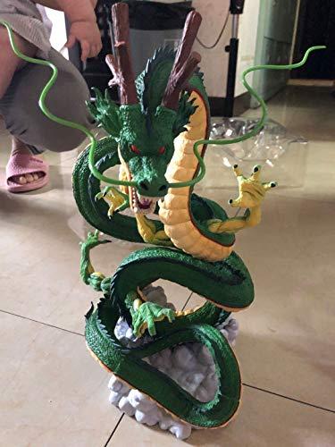 WXIAO HMMOZ Dragón Bola Shenron 30 cm Anime Figura 30cm Ichiban Shenlong Juguetes de acción Estatuilla Modelo Muñeca PVC Ultimate Estatua Brinquedos Figma Animado Figura (Color : No Retail Box)