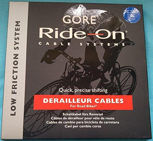 Gore Ride On Cable Systems DERAILLEUR Cables - Schaltkabel Fürs Rennrad