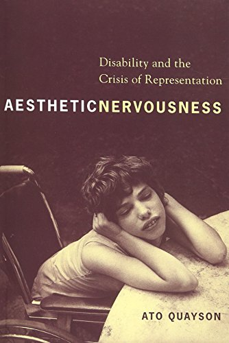 Price comparison product image Aesthetic Nervousness: Disability and the Crisis of Representation