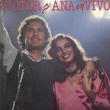 Victor Y Ana En Vivo