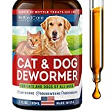 Dewоrmer for Dogs & Cats - Made in USA - Dewоrmer for Puppies,...
