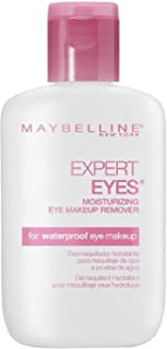 Maybelline New York Expert Eyes Moisturizing Eye Makeup Remover, 2.3 oz (Pack of 3)
