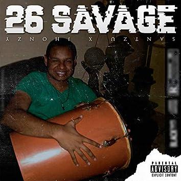 26 Savage (feat. Jhonzy)