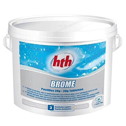 Brom Pastille 10kg HTH Art.