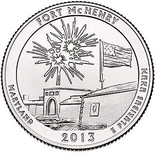 fort mchenry quarter
