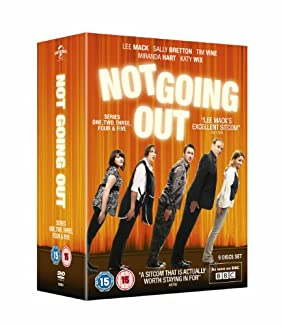 Not Going Out - Series One, Two, Three, Four & Five