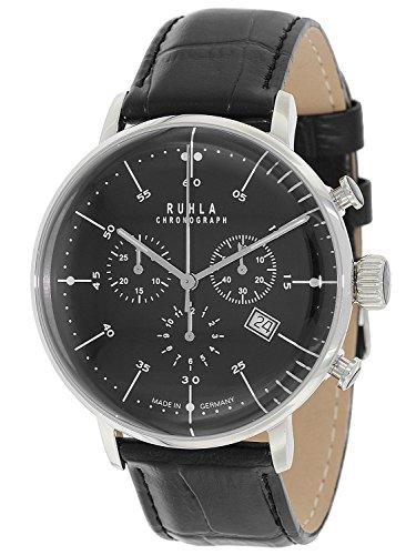 Garde 91204–Armbanduhr Herren, Lederband