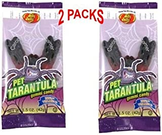 Jelly Belly 1.5 Oz. Gummi Pet Tarantula - Pack of 2