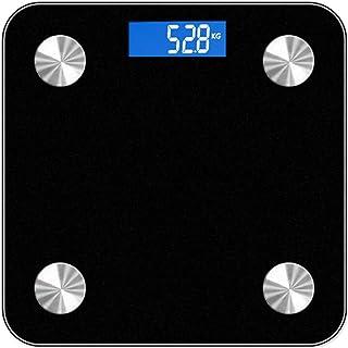 Básculas de baño Nuevo 180kg Body Fat Scale Soil Scientific Smart Electronic Led Digital Weight Bad Balance Bluetooth App