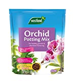 Westland 10200033 Orchid Potting Compost Mix and Enriched with Seramis, 8 L, Brown