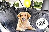 Seggiolini auto per cani con 2 cinture di sicurezza completamente impermeabile Mascoto Dog amaca auto con tasche portaoggetti (W146 x L137 cm) VENDITA