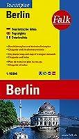 Falk Touristplan Berlin 1 : 15 000: Durchfahrtsplan und Verkehrslinienplan. Cityguide und Strassenverzeichnis