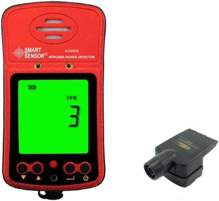 Portable Nitrogen Dioxide Detector 0-20PPM Bac Max Brand new 61% OFF Range LCD Display