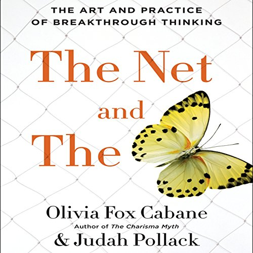 The Net and the Butterfly audiobook cover art