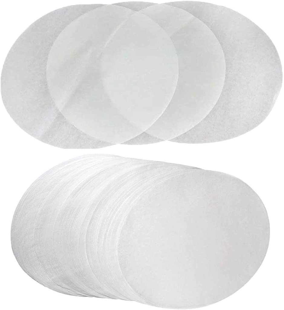 Set of 200 Parchment Paper 10 Round Non-Stick Diameter inch Max Fort Worth Mall 51% OFF Ba