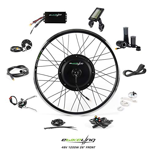EBIKELING 48V 1200W 26' Direct Drive Front...