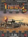 Gale Force 9 Tanks: T-34 (Castellano)