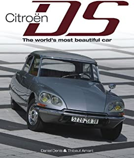 Citroen DS: The World's Most Beautiful Car