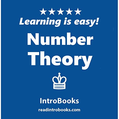 Number Theory audiobook cover art