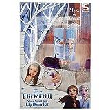 Disney Frozen 2 Set de Maquillaje CREA Tus Pintalabios con Princesas Anna y...