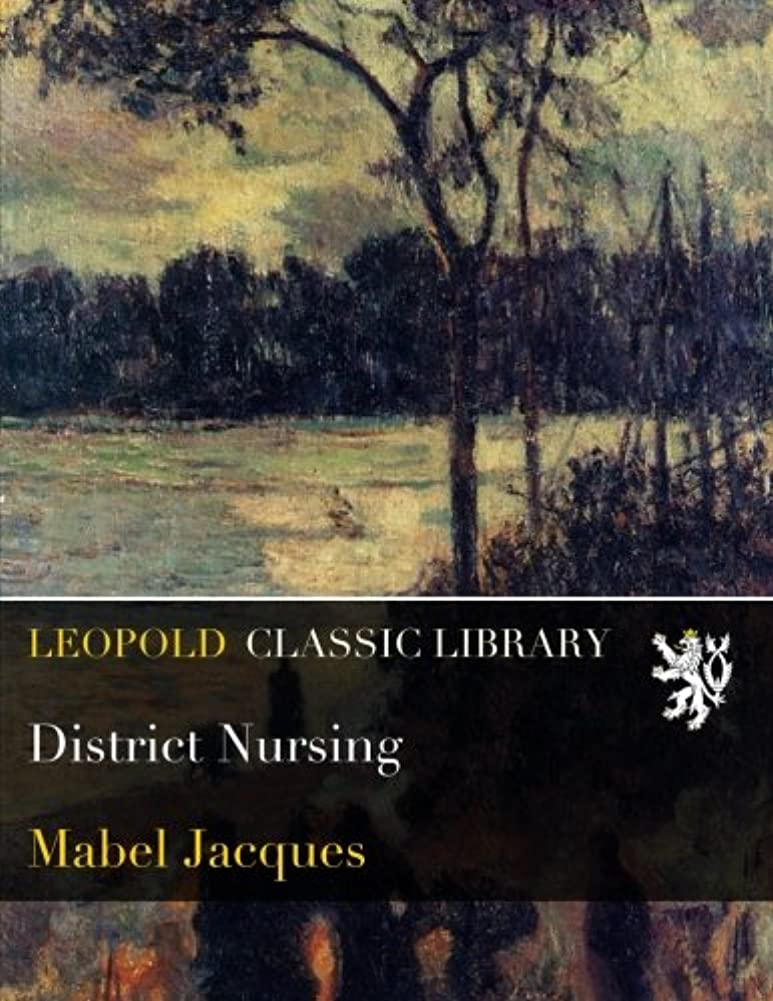 気体の口述する世辞District Nursing