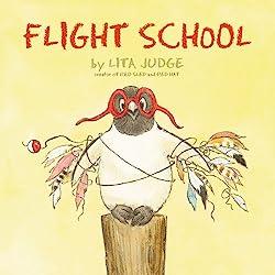 Flight School shows kids the joy of perseverance.