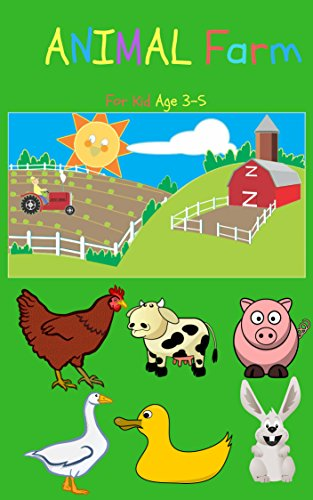 Animal Farm For Kid Age 3 5 Kid Learning Children Ebook Animal Farm Chicken Hen Cow Rabbit Pig Goose Duck Calf Children Learning Ebook Lake Betty Amazon In Kindle Store