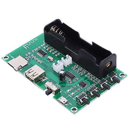 2 canales Amplificador Junta XH-A150 5W+5W recargable amplificador digital módulo accesorio para altavoz de audio, 5V