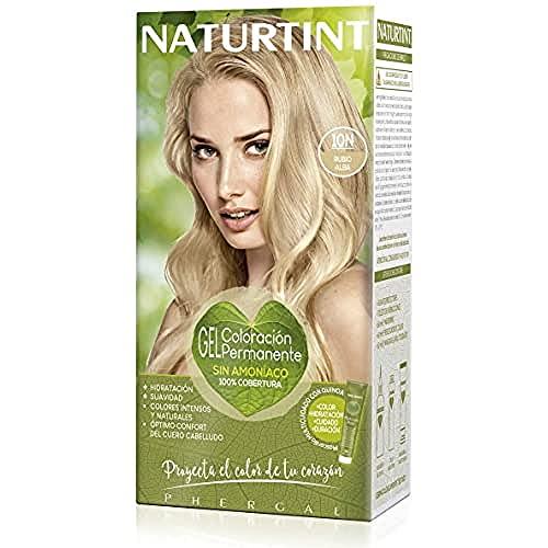 Naturtint | Coloración sin amoniaco | 100% cobertura de canas |...