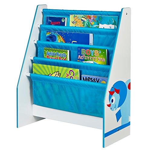 Dinosaurier Bücherregal für Kinderbücher - 2