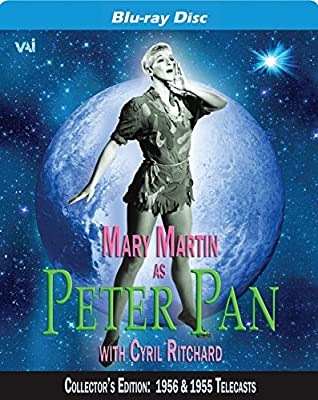 Peter Pan - Starring Mary Martin [Blu-ray)