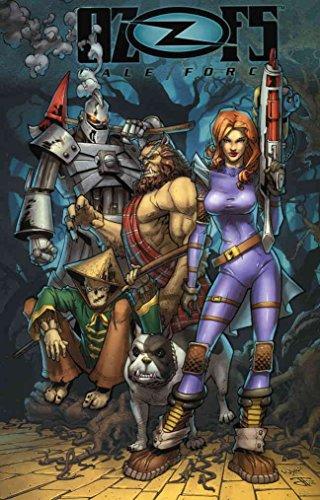 OZF5: Gale Force #1 VF/NM ; Alias comic book