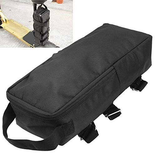 AMONIDA Bolsa de batería para Scooter eléctrico fácil de Transportar, alforja de...