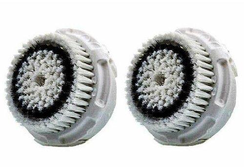 2X Cabezal de repuesto para vivoza–Gorro MI Cepillo cabeza modelo para piel clásicos Link