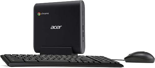 Acer Chromebox, Intel Core i3-8130U Processor, 8GB DDR4, 64GB SSD, Keyboard, Mouse,..