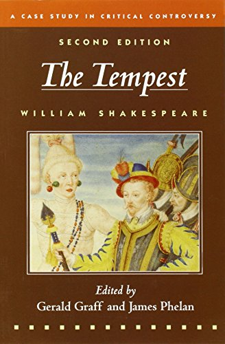 The Tempest: A Case Study in Critical Controversy (Case...